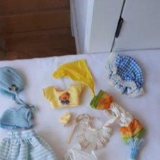 Vestidos Muñecas Españolas: LOTE DE ROPA BARRIGUITAS O SIMILAR. Lote 220894983