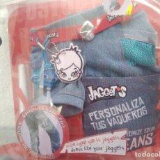 Vestidos Muñecas Españolas: BLISTER ROPITA MUÑECA JAGGETS DE FAMOSA. Lote 221919563