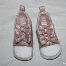 Vestidos Bonecas Espanholas: ROPA PARA BEBE REBORN ZAPATOS PATUDOS. Lote 222199838