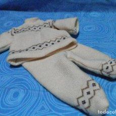 Vestiti Bambole Spagnole: CONJUNTO DE BABY MOCOSETE DE TOYSE, MEDIDAS EN FOTOS. Lote 222370847