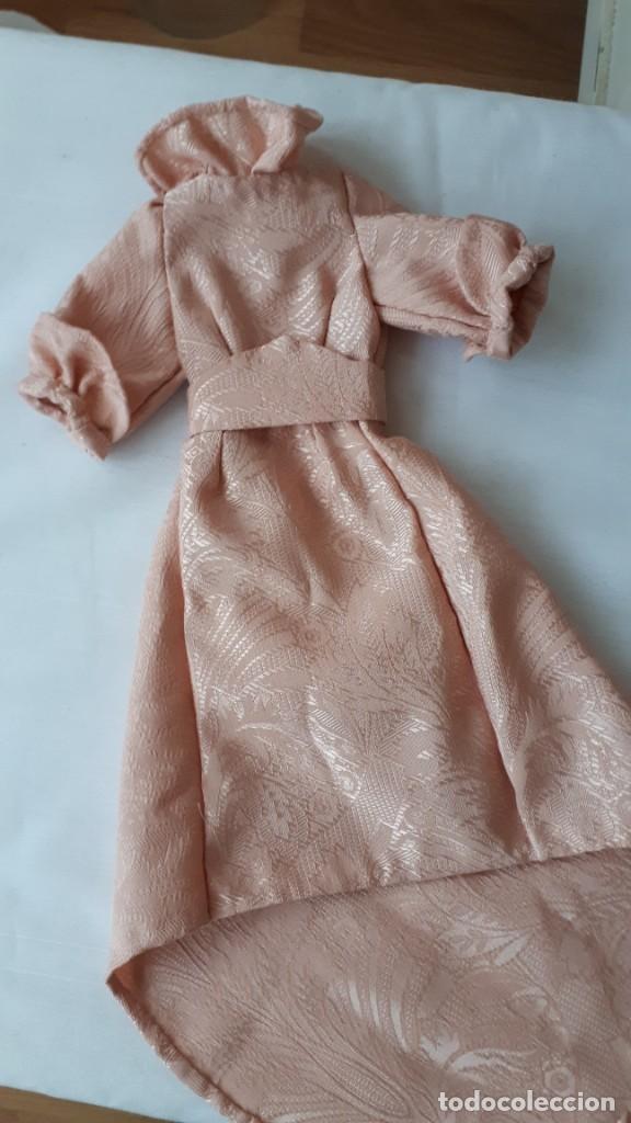 Vestidos Muñecas Españolas: ANTIGUO VESTIDO DE MUÑECA VALIDO PARA NANCY DE FAMOSA - Foto 3 - 222607396
