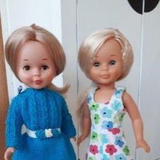 Vestidos Bonecas Espanholas: NANCY LOTE DOS ANTIGUOS CONJUNTOS. Lote 223042285