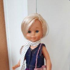 Vestidos Muñecas Españolas: ANTIGUO CONJUNTO DE MUÑECA VALIDO PARA NANCY DE FAMOSA. Lote 223534772