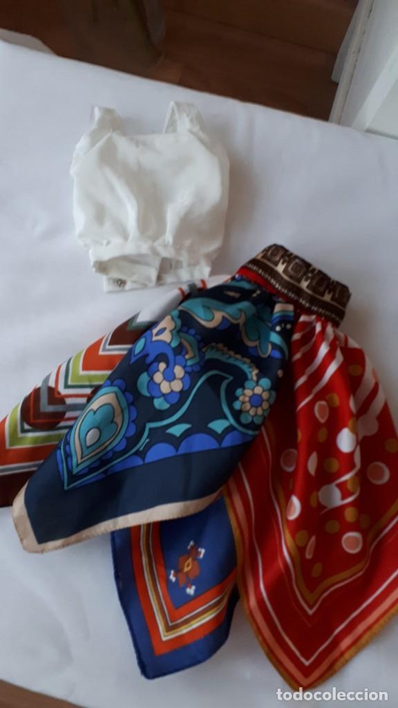 Vestidos Muñecas Españolas: NANCY LOTE DOS ANTIGUOS CONJUNTOS - Foto 2 - 224088786