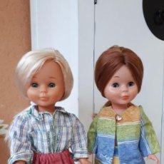 Vestidos Bonecas Espanholas: NANCY LOTE DOS ANTIGUOS CONJUNTOS. Lote 224807380