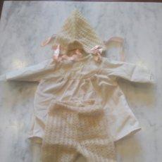 Vestidos Muñecas Españolas: PRECIOSO CONJUNTO MUÑECA VICMA.. Lote 225987040