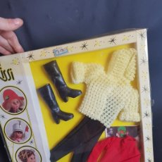 Vêtements Poupées Espagnoles: CONJUNTO MUÑECA LISSI DE GUILLEM Y VICEDO. Lote 226123685