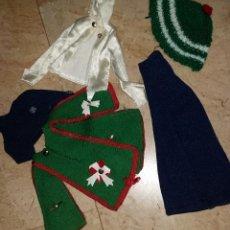 Vestidos Muñecas Españolas: LOTE PRENDAS MUÑECA LISSI GUILLEM Y VICEDO, FANNY. Lote 228758035