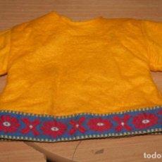 Vestidos Muñecas Españolas: CONJUNTO ESQUIMAL ORIGINAL MUÑECO NENUCO NENUCA. Lote 228889125