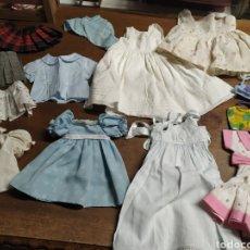Vestidos Bonecas Espanholas: LOTE ROPA DE MUÑECAS AÑOS 70. Lote 229083875