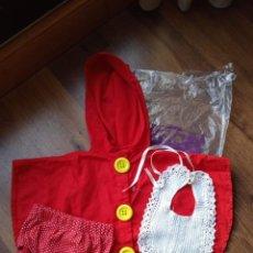Vestidos Muñecas Españolas: ROPA CONJUNTO VALIDO PARA MUÑECAS DE 49- 59 CM APROX, BABY BORN, REBORN, NENUCO, MUÑECOS REALISTAS,. Lote 232033970
