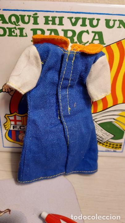 TRAJECITO DE MUÑECA (Juguetes - Vestidos y Accesorios Muñeca Española Moderna)