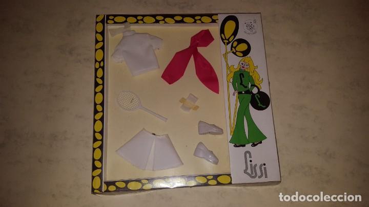 LISSI - VESTIDO MODELO TENIS (Juguetes - Vestidos y Accesorios Muñeca Española Moderna)