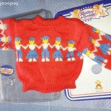 Vestidos Muñecas Españolas: JERSEY BABY MOCOSETE. Lote 262445370