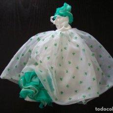 Vêtements Poupées Espagnoles: VESTIDO AFORTUNADA MUÑECA DARLING DE FAMOSA. Lote 242987665