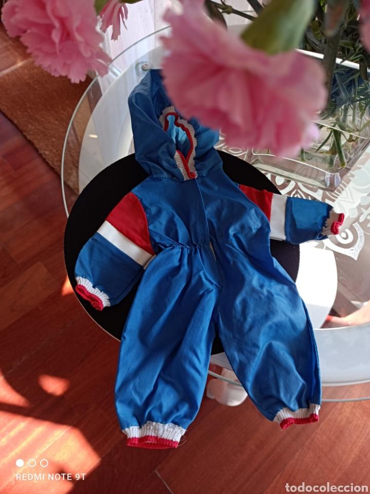 BUZO O MONO BABY MOCOSETE (Juguetes - Vestidos y Accesorios Muñeca Española Moderna)