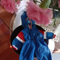 Vestidos Muñecas Españolas: BUZO O MONO BABY MOCOSETE. Lote 247103390