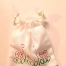 Vestidos Muñecas Españolas: ROPA NANCY LESLY LISSI BOLSO BLANCO. Lote 251974685