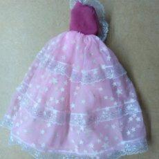 Vestidos Muñecas Españolas: JUGUETE, ROPA, VESTIDO MUÑECA CHABEL DE FEBER. Lote 255443450