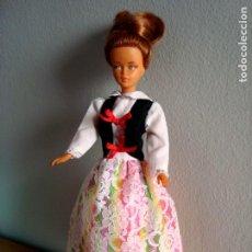 Vêtements Poupées Espagnoles: TRAJE REGIONAL PARA MUÑECA MANIQUÍ (TRESSY, BARBIE Y SIMILARES). Lote 255494665