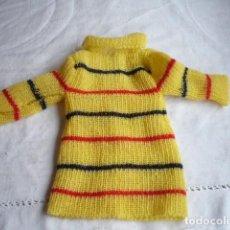 Vestidos Muñecas Españolas: VESTIDO DE PUNTO DE MUÑECA TOYSE. Lote 258240965