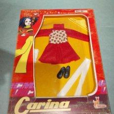 Vestidos Muñecas Españolas: VESTIDO MUÑECA CARINA. Lote 262454355