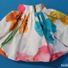 Vestidos Muñecas Españolas: == CH15 - FALDA ARTESANAL PARA NANCY-. Lote 262678100