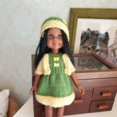 Vestidos Muñecas Españolas: VESTIDO PAOLA REINA. Lote 262691750