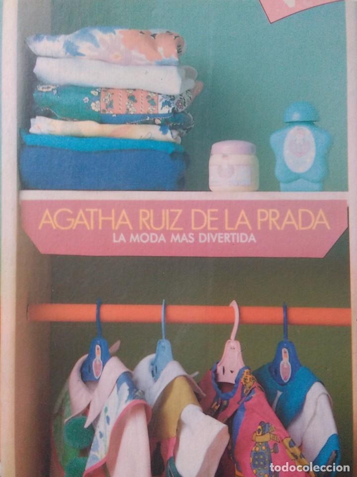 Vestidos Muñecas Españolas: Vestido colección Agatha Ruiz de la Prada Pocas Pecas de Feber años 90 con accesorios - Foto 6 - 262753110
