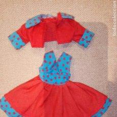 Vestidos Muñecas Españolas: CONJUNTO CHABEL YE YE. Lote 262795010