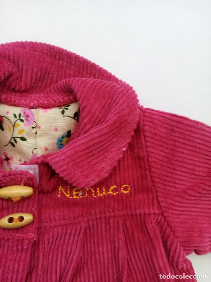 Vestidos Muñecas Españolas: Abrigo Nenuco - Foto 3 - 262796730
