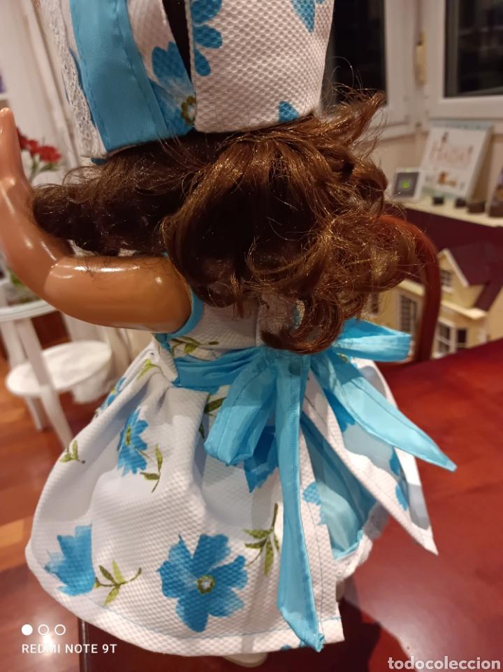 Vestidos Muñecas Españolas: Vestido cancán y capota para muñeca Mariquita Perez - Foto 10 - 262878950