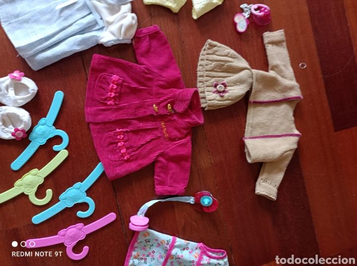 Vestidos Muñecas Españolas: Lote ropa muñeca nenuco - Foto 3 - 263206550