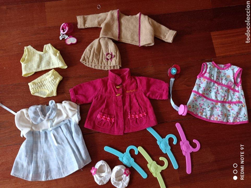 LOTE ROPA MUÑECA NENUCO (Juguetes - Vestidos y Accesorios Muñeca Española Moderna)
