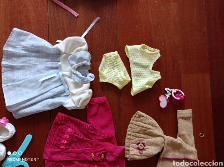 Vestidos Muñecas Españolas: Lote ropa muñeca nenuco - Foto 5 - 263206550