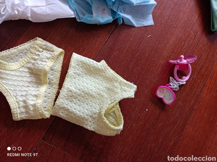 Vestidos Muñecas Españolas: Lote ropa muñeca nenuco - Foto 7 - 263206550