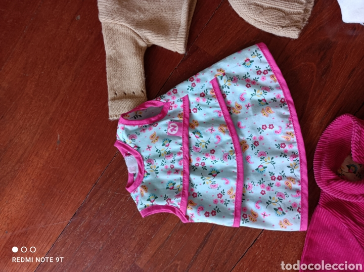 Vestidos Muñecas Españolas: Lote ropa muñeca nenuco - Foto 8 - 263206550