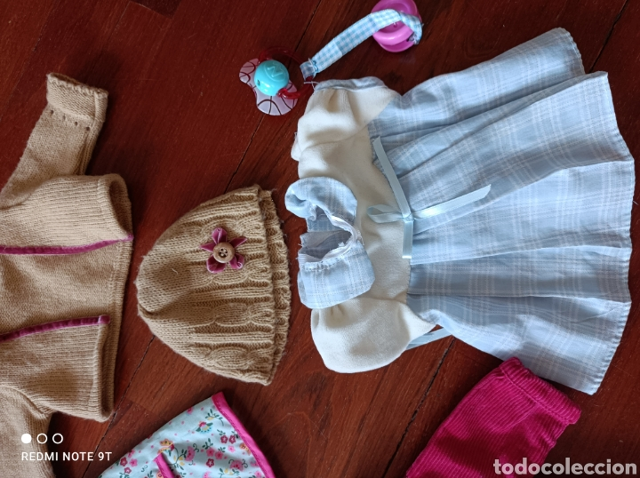 Vestidos Muñecas Españolas: Lote ropa muñeca nenuco - Foto 10 - 263206550