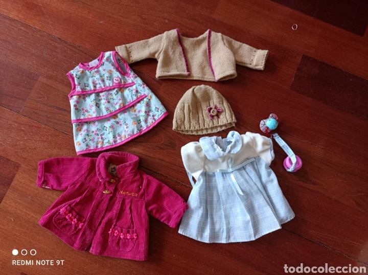 Vestidos Muñecas Españolas: Lote ropa muñeca nenuco - Foto 12 - 263206550
