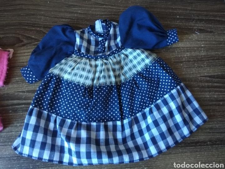Vestidos Muñecas Españolas: Lote ropa Muñecos - Foto 6 - 264542124