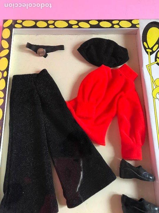 Vestidos Muñecas Españolas: CONJUNTO LISSI EN CAJA DE GUILLEM Y VICEDO AÑOS 70 ÉPOCA NANCY - Foto 2 - 265378414
