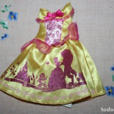 Vestidos Muñecas Españolas: VESTIDO MUÑECA DISNEY DE LA MUÑCECA DE 34CM. Lote 297038073