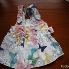Vestidos Muñecas Españolas: VESTIDO ORIGINAL DE BABY BORN. VÁLIDO PARA NENUCA.. Lote 269975153