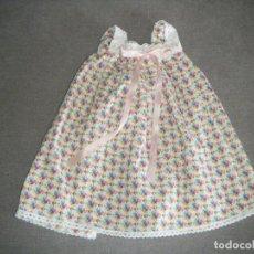 Vestidos Muñecas Españolas: VESTIDO FALDÓN DE BABY MOCOSETE DE TOYSE. ETIQUETA TOYSE Nº 12. Lote 272474733