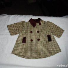Vestidos Muñecas Españolas: ABRIGO BABY MOCOSETE DE TOYSE AÑOS 70. Lote 277536138