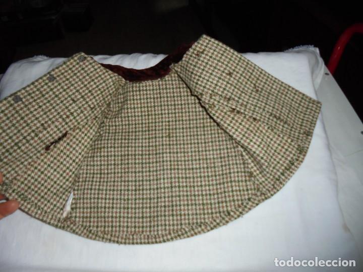 Vestidos Muñecas Españolas: ABRIGO BABY MOCOSETE DE TOYSE AÑOS 70 - Foto 2 - 277536138