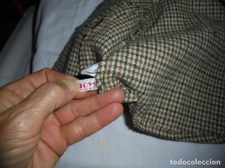 Vestidos Muñecas Españolas: ABRIGO BABY MOCOSETE DE TOYSE AÑOS 70 - Foto 4 - 277536138