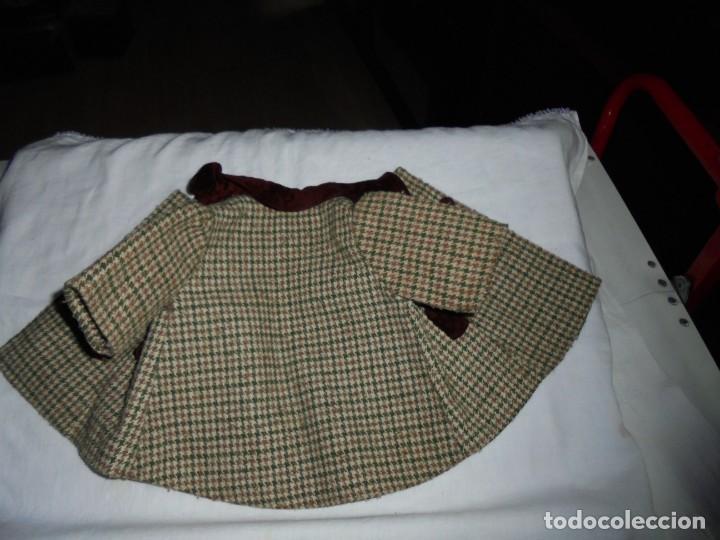 Vestidos Muñecas Españolas: ABRIGO BABY MOCOSETE DE TOYSE AÑOS 70 - Foto 5 - 277536138