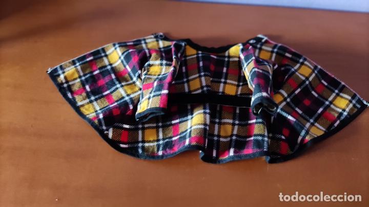 Vestidos Muñecas Españolas: Antiguo abrigo para muñeca - Foto 2 - 278370323