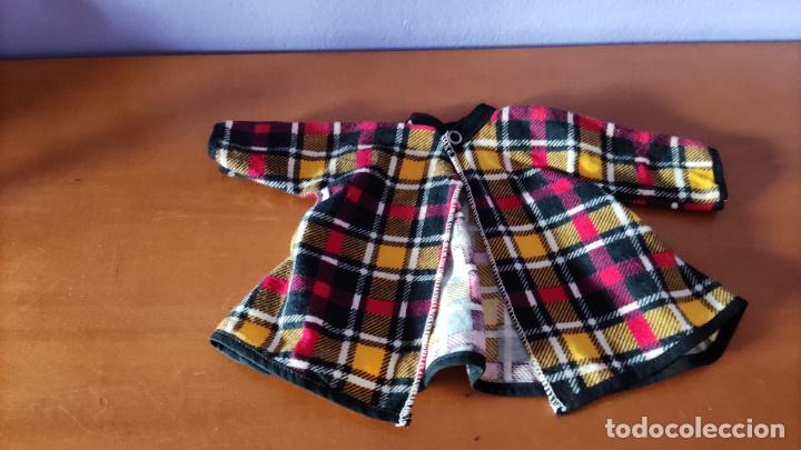 ANTIGUO ABRIGO PARA MUÑECA (Juguetes - Vestidos y Accesorios Muñeca Española Moderna)